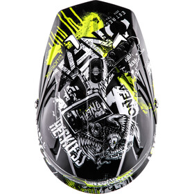 O'Neal Backflip RL2 Evo Helmet Kinder attack black/yellow